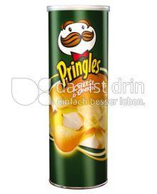 Produktabbildung: Pringles Cheese & Onion 170 g