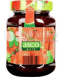 Produktabbildung: Jaco Gold Erdbeer Konfitüre 450 g