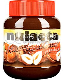 Produktabbildung: Nulacta Nuss-Nougat-Creme 400 g