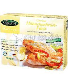 Produktabbildung: Land Hof Balance Hähnchenbrustfilets 500 g