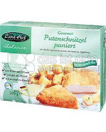 Produktabbildung: Land Hof Balance Putenschnitzel 500 g