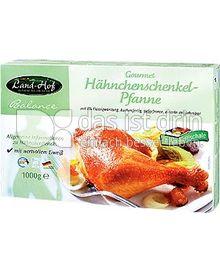 Produktabbildung: Land Hof Balance Hähnchenschenkel - Pfanne 1000 g