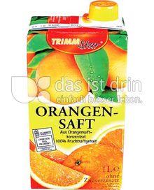 Produktabbildung: Trimm Star Orangensaft 1 l