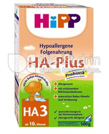 Produktabbildung: Hipp HA-Plus HA3 500 g