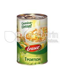 Produktabbildung: Erasco Gemüse-Eintopf 400 g