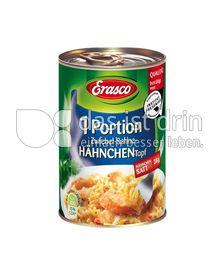 Produktabbildung: Erasco Zwiebel-Sahne-Hähnchen-Topf 400 g