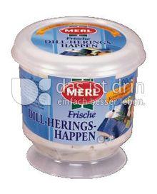 Produktabbildung: Merl Dill-Heringshappen 200 g