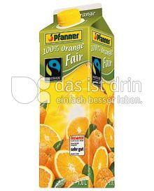 Produktabbildung: Pfanner Orangensaft Fair 1 l
