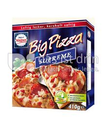 Produktabbildung: Original Wagner Big Pizza Supreme 410 g