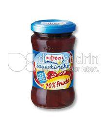 Produktabbildung: natreen Fruchtaufstrich Sauerkirsche 225 g