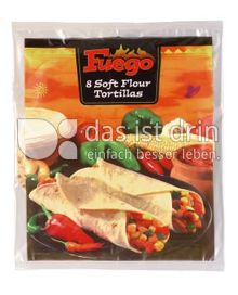 Produktabbildung: Fuego Soft Flour Tortillas 330 g