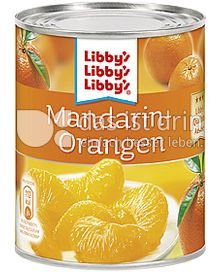 Produktabbildung: Libby's Mandarin-Orangen 312 g