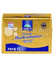 Produktabbildung: Goldblume Deutsche Markenbutter 250 g