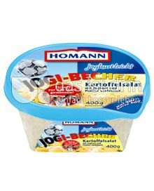 Produktabbildung: Homann Jogi-Becher Kartoffelsalat 400 g