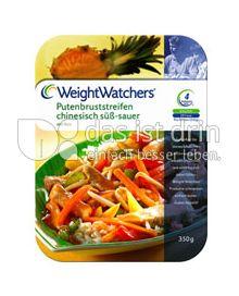 Produktabbildung: WeightWatchers Putenbruststreifen Chinesisch süß-sauer 350 g