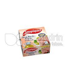 Produktabbildung: Saupiquet Thunfisch-Filets 185 g