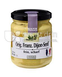 Produktabbildung: Beaufor Original Französischer Dijon-Senf 200 ml