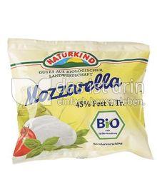 Produktabbildung: Naturkind Mozzarella 125 g