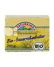 Produktabbildung: Naturkind Bio-Sauerrahmbutter 250 g