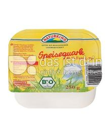 Produktabbildung: Naturkind BIO Speisequark 250 g