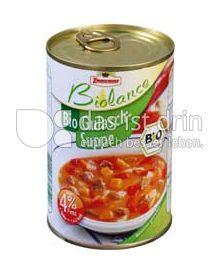 Produktabbildung: Zimmermann Biolance Bio Gulaschsuppe 400 ml