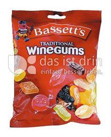 Produktabbildung: Bassett's Traditional WineGums 200 g
