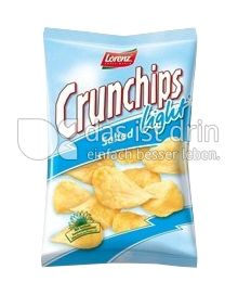 Produktabbildung: Lorenz Crunchips light Salted 200 g
