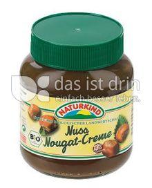 Produktabbildung: Naturkind BIO Nuss-Nougat-Creme 400 g