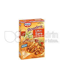 Produktabbildung: Dr. Oetker Picanterie Mini Pizzen