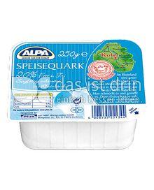 Produktabbildung: Alpa Speisequark 250 g