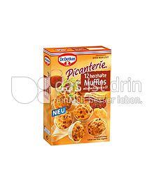 Produktabbildung: Dr. Oetker Picanterie herzhafte Muffins