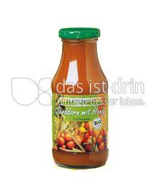 Produktabbildung: Naturgut Sanddorn mit Honig 0,25 l