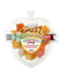 Produktabbildung: Gartenfrisch Jung Exotische Früchtchen 200 g