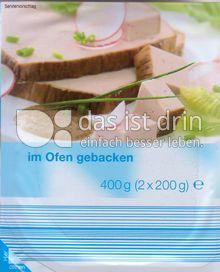Produktabbildung: Ponnath - Die Meistermetzger bayrischer Leberkäs 400 g