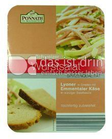 Produktabbildung: Ponnath - Die Meistermetzger Schweizer Wurstsalat 400 g