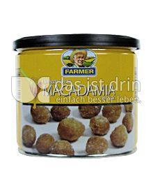 Produktabbildung: Farmer Honiggeröstete Macadamia 150 g