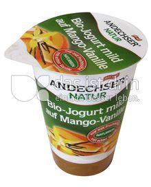 Produktabbildung: Andechser Natur Bio-Jogurt mild auf Mango-Vanille 3,7% 180 g