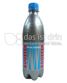Produktabbildung: Booster Energy Drink 500 ml