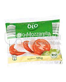 Produktabbildung: Aldi Bio Mozzarella 125 g