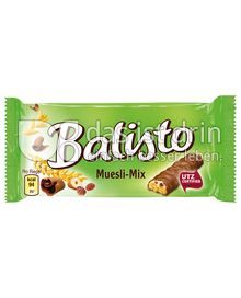 Produktabbildung: Balisto Muesli-Mix 37 g