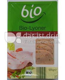 Produktabbildung: Aldi Bio Lyoner 125 g