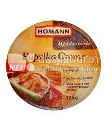 Produktabbildung: HOMANN Méditerranée Paprika Creme 125 g