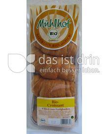 Produktabbildung: Mühlhof Bio-Croissants 4 St.