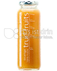 Produktabbildung: true fruits orange - Der Mythos 250 ml