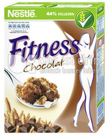 Produktabbildung: Nestl&eacute; Fitness Chocolat 375 g