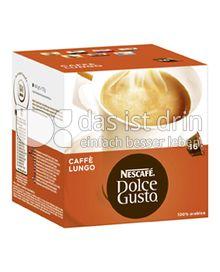 Produktabbildung: Nescafé Dolce Gusto Caffè Lungo 16 St.