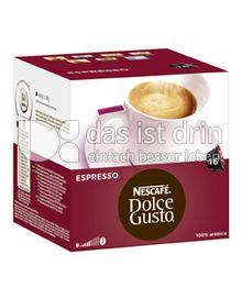 Produktabbildung: Nescafé Dolce Gusto Espresso 16 St.