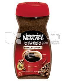 Produktabbildung: Nescafé Classic entkoffeiniert 200 g