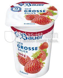 Produktabbildung: Bauer Der große Bauer Erdbeere 250 g