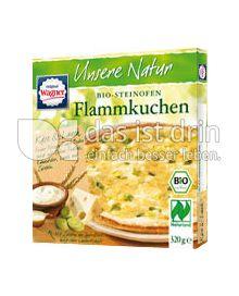 Produktabbildung: Original Wagner Unsere Natur Flammkuchen Käse-Lauch 320 g